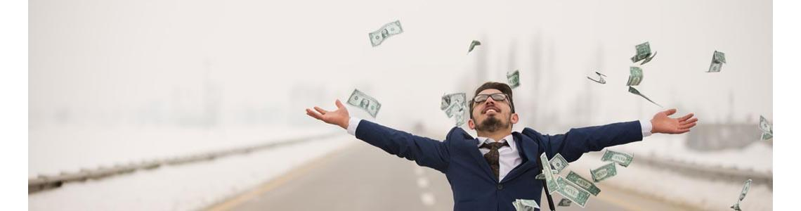 Starting salaries hit an all-time high for new college graduates.
