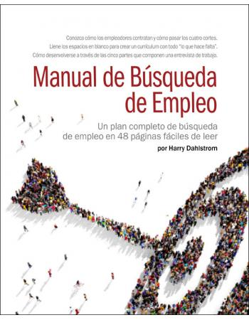 Manual de Búsqueda de Empleo - The Job Hunting Handbook, Spanish Edition