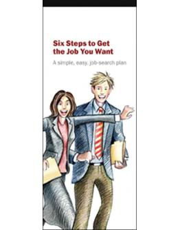 Six Steps to get the Job You Want