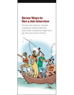 Seven Ways to get a Job Interview
