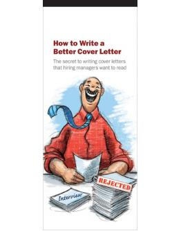 How To Write a Better Cover Letter