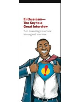 Enthusiasm - The Key to a Great Interview