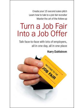 Turn a Job Fair Into a Job Offer